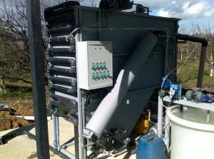 Çözünmüş Hava Yüzdürmesi (DAF) Uygulaması - Süt Ürünleri Atıksuyu
